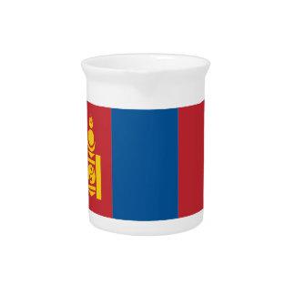 Mongolia Drink Pitchers