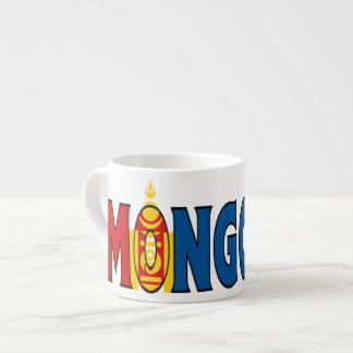 Mongolia Espresso Espresso Cup