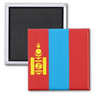 Mongolia Flag Magnet
