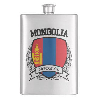 Mongolia Hip Flask