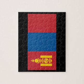 Mongolia Puzzle