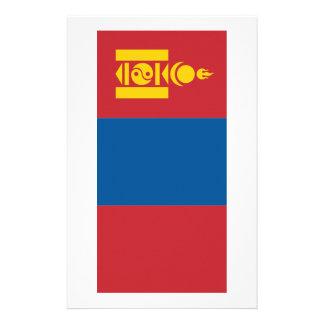 Mongolia Stationery