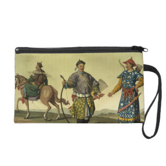 Mongolian Eight Flags soldiers from Ching's milita Wristlet