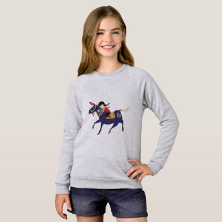 Mongolian Princess Sweatshirt