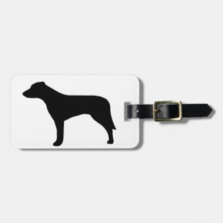 Mongrel Dog Travel Bag Tag