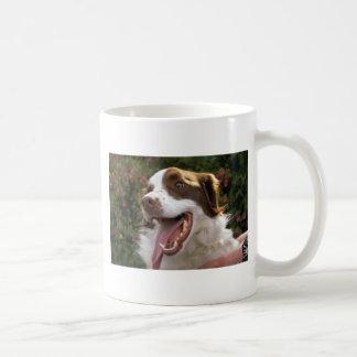Mongrel dog coffee mugs