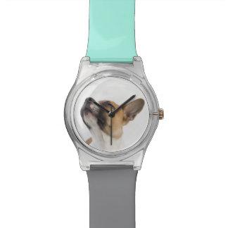 Mongrel puppy wrist watch