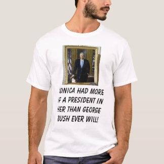 monica/bush T-Shirt