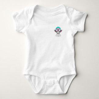 Monk-D Baby Baby Bodysuit