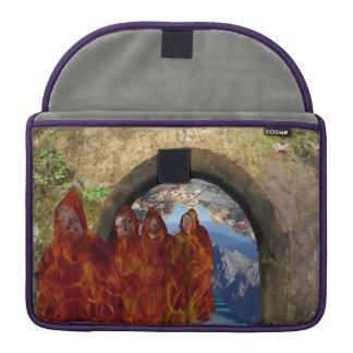 Monk Door Poches Macbook Pro