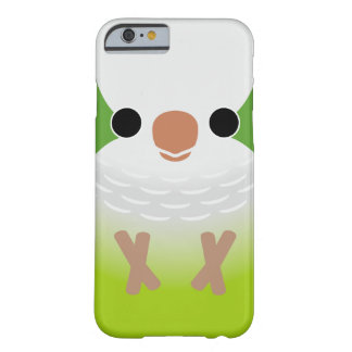 Monk Parakeet Barely There iPhone 6 Case