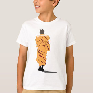 Monk Walking T-Shirt