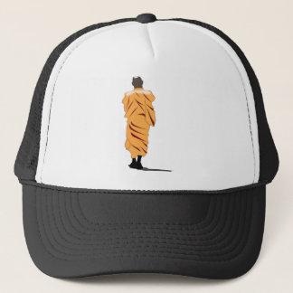 Monk Walking Trucker Hat
