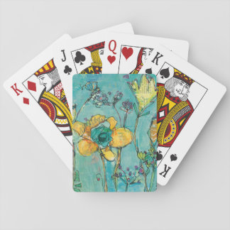 Monkey and Mommy Poker Deck