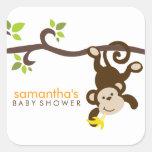 Monkey and Polka Dots