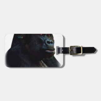 Monkey Ape Music Fun Bag Tag
