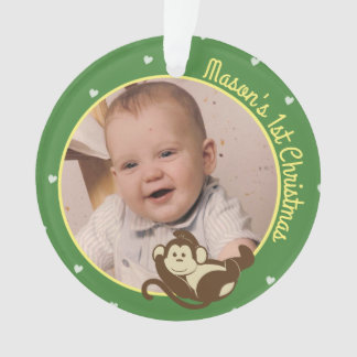 Monkey Baby's 1st Christmas