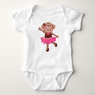 Monkey Ballerina Shirt