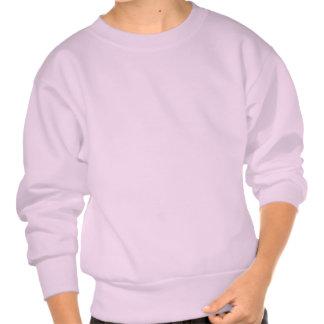 Monkey Ballerina Pullover Sweatshirt