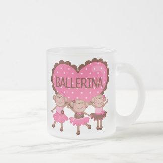 Monkey Ballet Mug