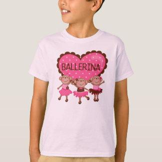 Monkey Ballet T-Shirt