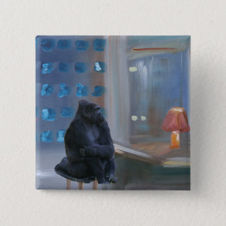 Monkey Bar 2 Inch Square Button