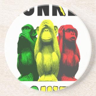 Monkey business coaster