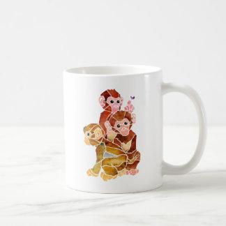 """Monkey Business"" Coffee Mug"