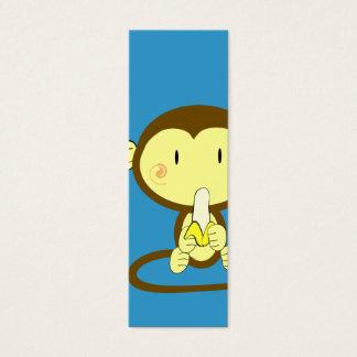 Monkey Business - Mini Business Card