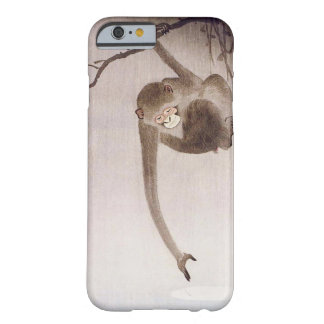 Monkey Catching Reflection of the Moon by Koson Barely There iPhone 6 Case