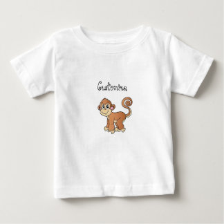 Monkey Collection Baby T-Shirt