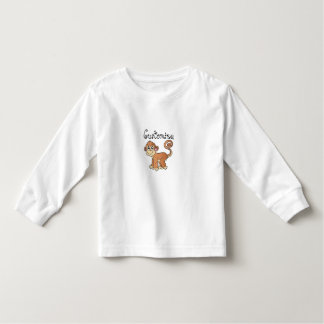 Monkey Collection Toddler T-shirt