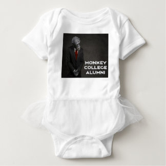 Monkey College Alumni Association Baby Bodysuit