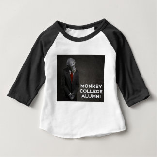Monkey College Alumni Association Baby T-Shirt