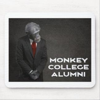 Monkey College Alumni Association Mouse Pad