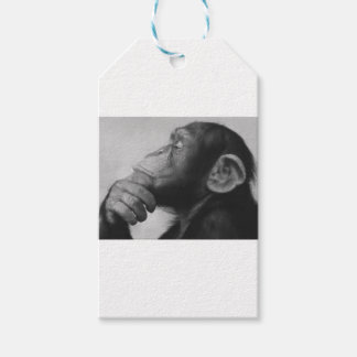 monkey college gift tags