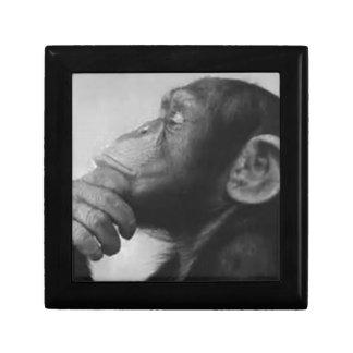 monkey college keepsake box