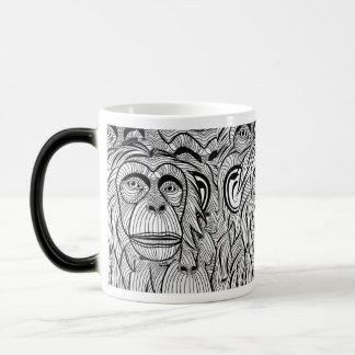 monkey cup Very beautiful