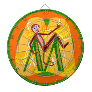 Monkey Dartboard