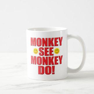 Monkey Do Life Coffee Mugs