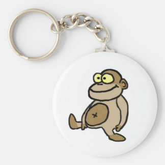 Monkey Doll Keychain