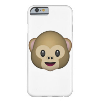 Monkey - Emoji Barely There iPhone 6 Case