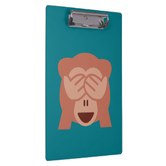 Monkey Emoji Clipboard