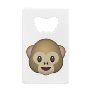 Monkey - Emoji Credit Card Bottle Opener