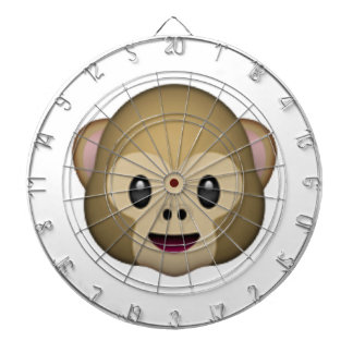 Monkey - Emoji Dartboard