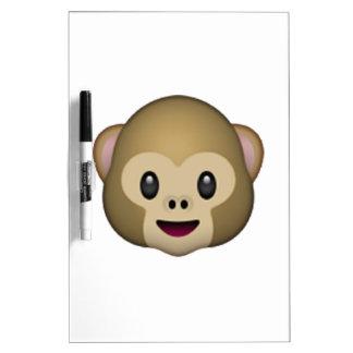 Monkey - Emoji Dry Erase Board