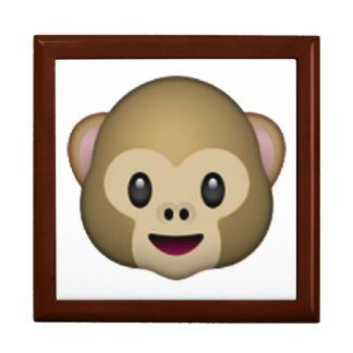 Monkey - Emoji Gift Box