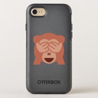Monkey Emoji OtterBox Symmetry iPhone 8/7 Case