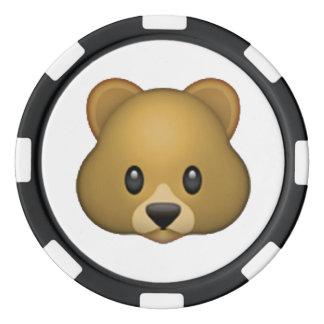 Monkey - Emoji Poker Chips