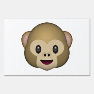 Monkey - Emoji Sign